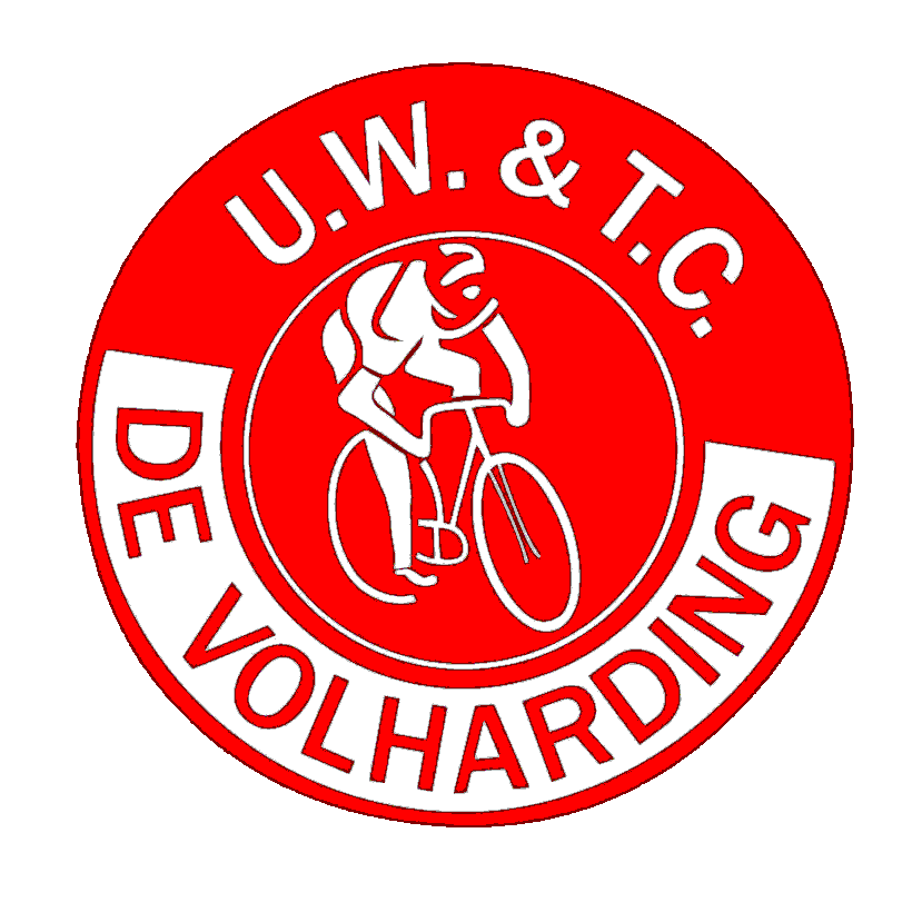 UW&TC De Volharding - Logo White